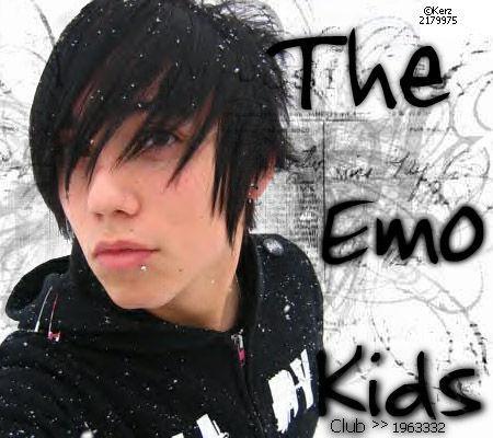 Емо emo це особливий спосіб життя і